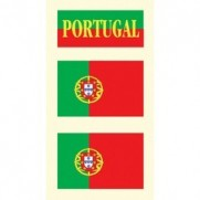 Tetovací obtisky Portugalsko