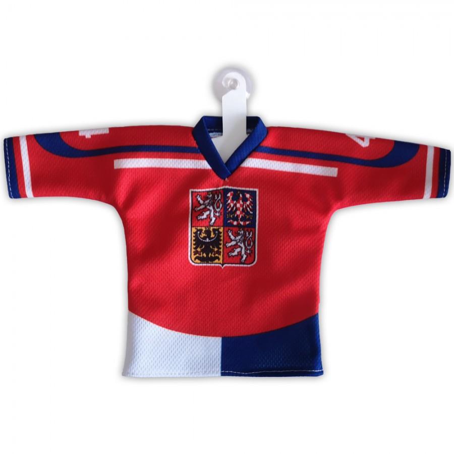 Minidres ČR červený