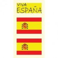 Tetovací obtisky Španělsko A
