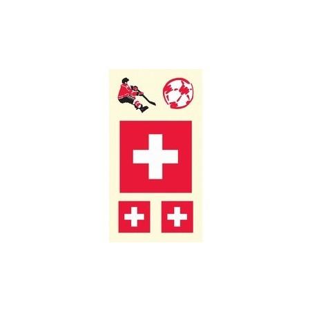 Tetovacie obtlačky Švajčiarsko