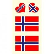Tetovací obtisky Norsko