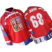 Reprezentační hokejový dres červený