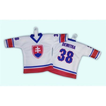 Minidres Slovensko bílý