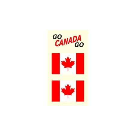 Tetovacie obtlačky Kanada, motiv C