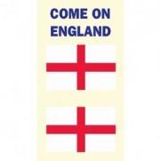 Tetovací obtisky Anglie