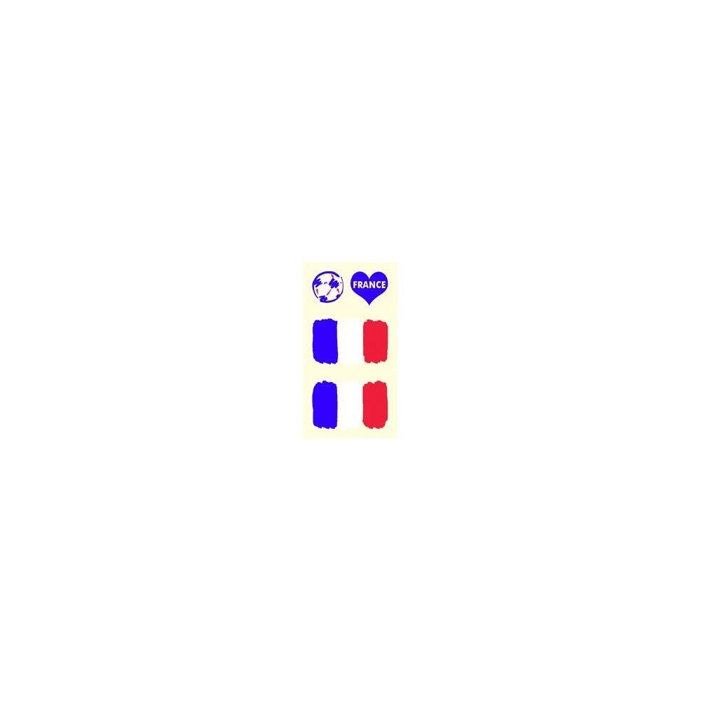 Tetovacie obtlačky Francúzsko
