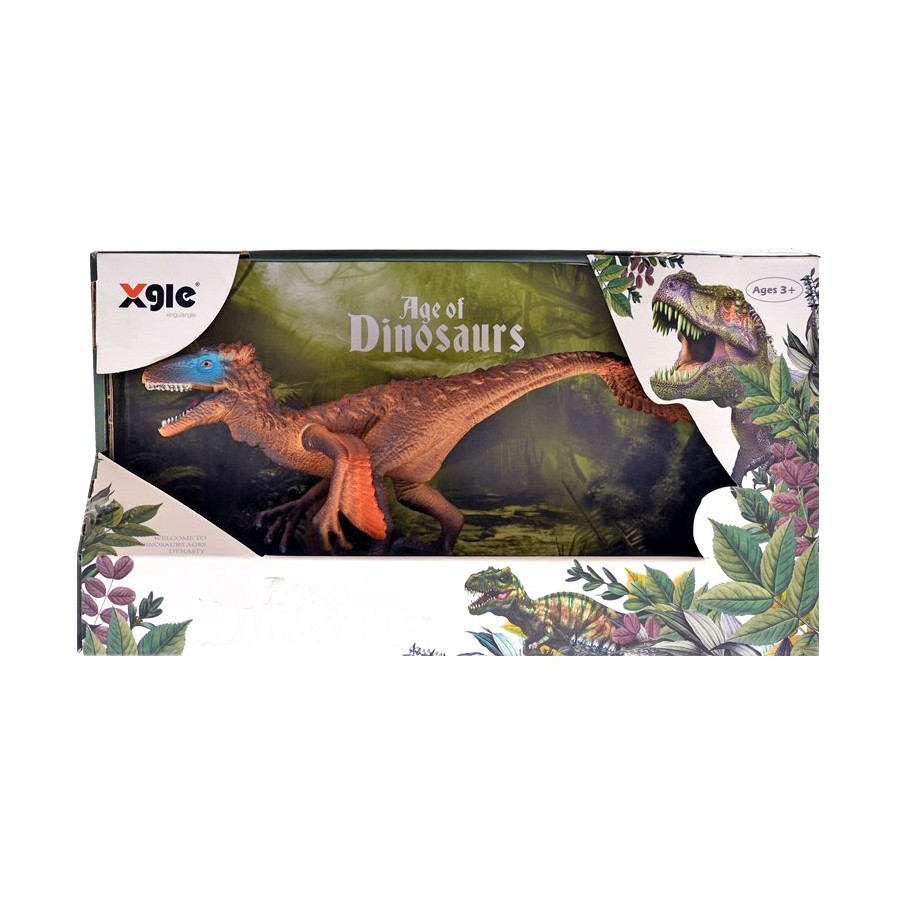 Age of Dinosaurs - Utahraptor 21 cm
