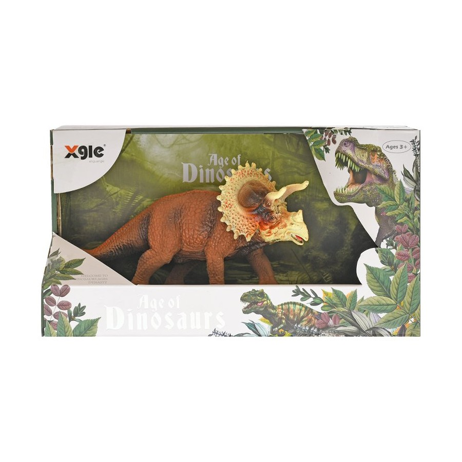 Age of Dinosaurs - Triceratops 18 cm