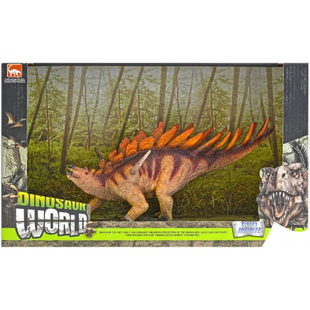 Dinosaur World - Kentrosaurus 27cm