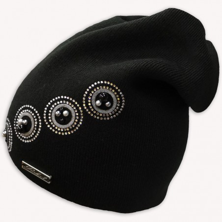 Zimní čepice Perfect černá