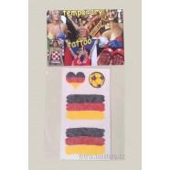 Tetovací obtisky Německo v blistru