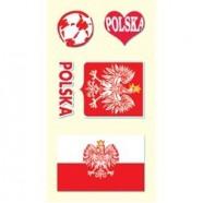 Tetovací obtisky Polsko