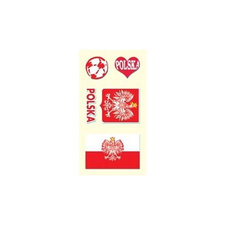 Tetovacie obtlačky Poľsko
