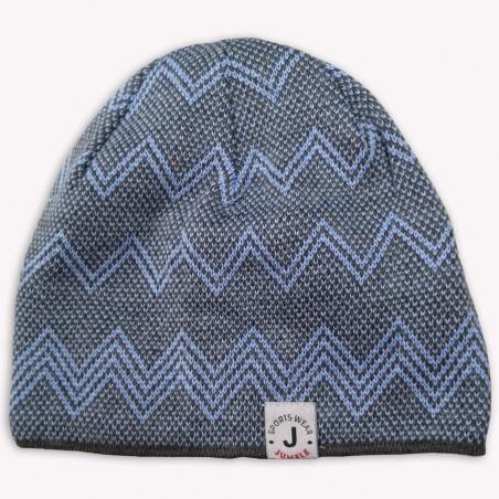 Zimní čepice Jumble světle modrá