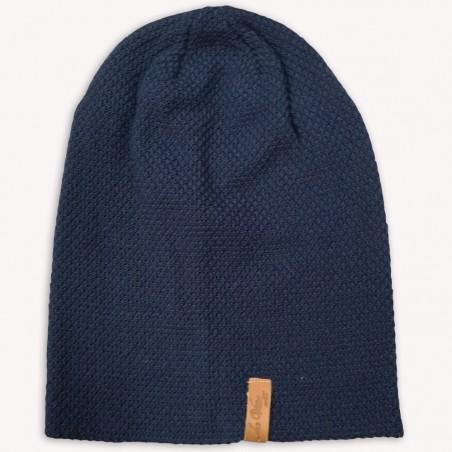 Zimní čepice La Vitta modrá