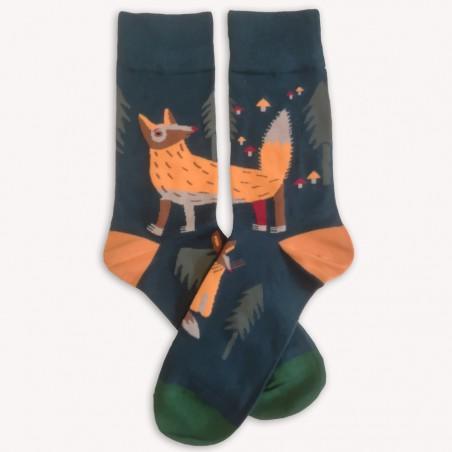 Ponožky s Liškou