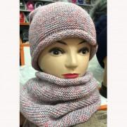 Zimní čepice s nákrčníkem NowMark