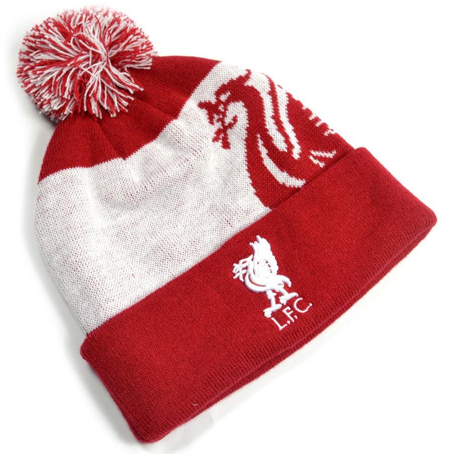 Zimní čepice Liverpool FC Ski