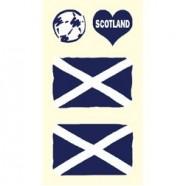 Tetovací obtisky Skotsko