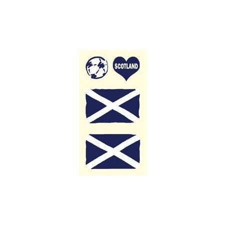 Tetovacie obtlačky Škótsko
