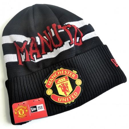 Zimní čepice New Era Manchester United