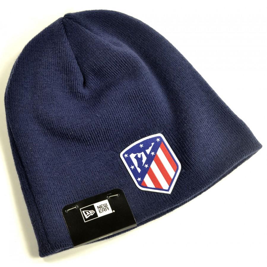 Zimní čepice New Era Atletico Madrid modrá