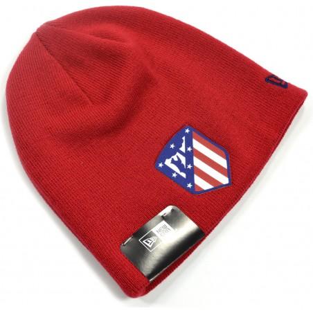 Zimní čepice New Era Atletico Madrid červená