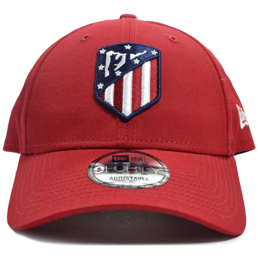 Kšiltovka New Era Atletico Madrid Utd 9Forty červená