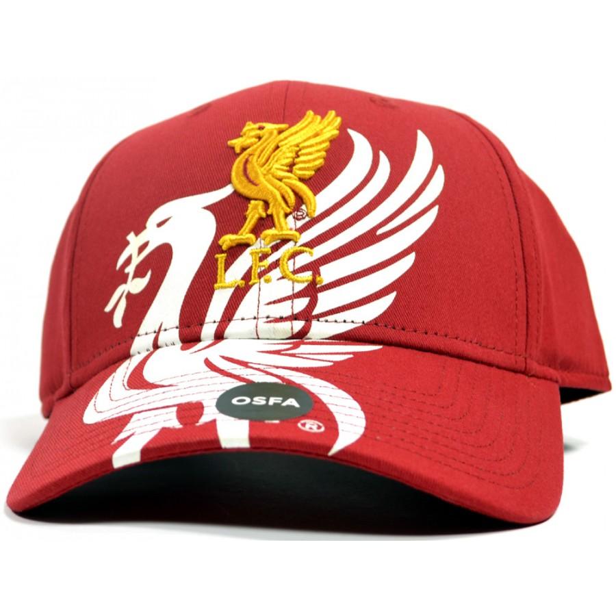Kšiltovka Liverpool FC