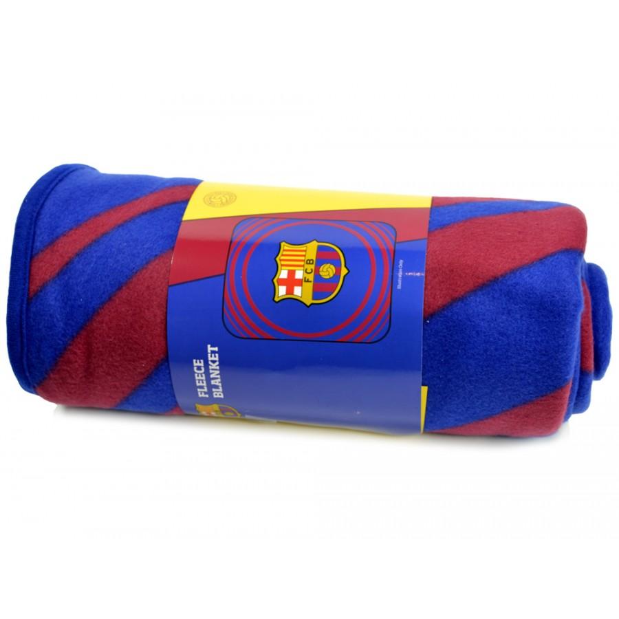 Fleecová deka Barcelona FC Pulse