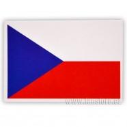 Samolepka státní vlajka České republiky