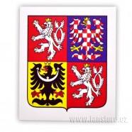 Samolepka Státní znak České republiky