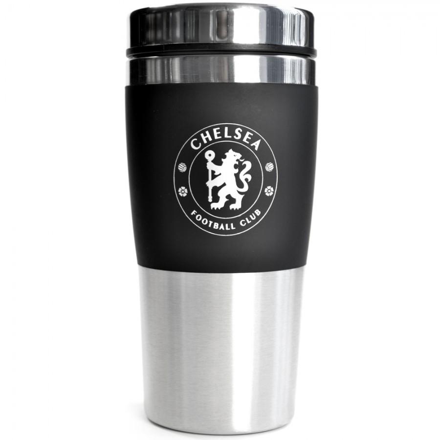 Nerezový cestovní termohrnek Chelsea FC