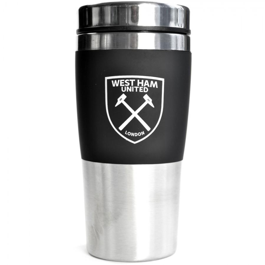 Nerezový cestovní termohrnek West Ham United