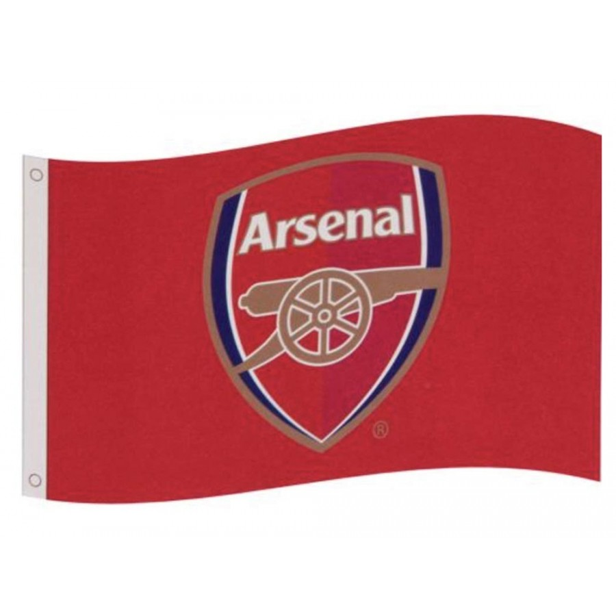 Vlajka Arsenal FC velké logo