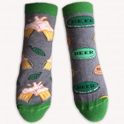 Ponožky Pivo a Chmel