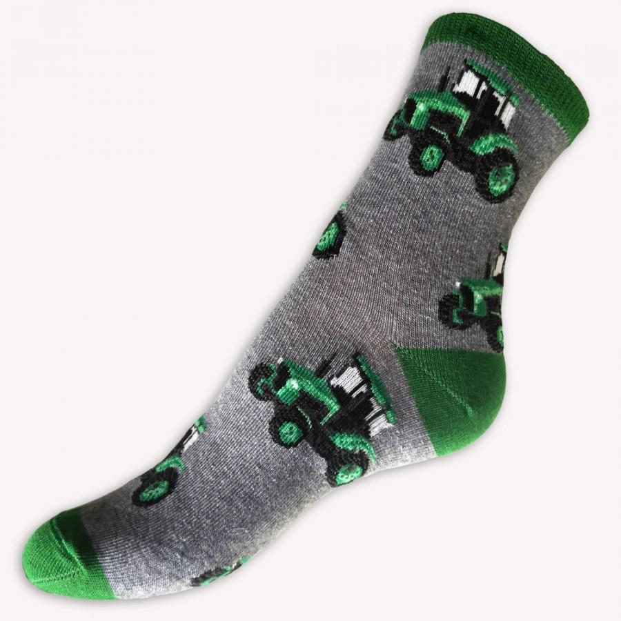 Ponožky Traktor a valník