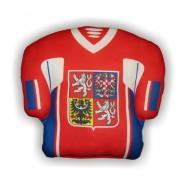 Polštářek Český dres