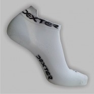 Cyklo ponožky bílé
