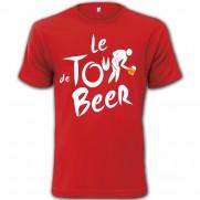 Tričko Pivo - Tour de Beer