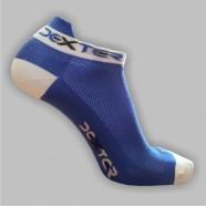 Cyklo ponožky modré