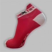 Cyklo ponožky červené