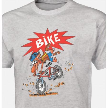 Cyklo tričko Bike