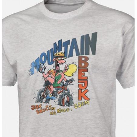 Cyklo tričko Mountain Bejk