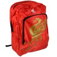 Batoh Liverpool FC červený