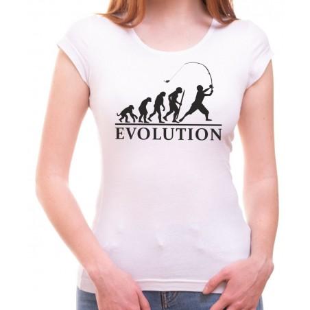 Tričko Evoluce Rybářky