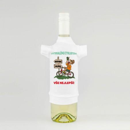 Tričko na láhev Pro vytrvalého cyklistu