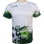 Sportovní fotbalové tričko světlé