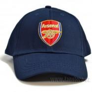 Kšiltovka Arsenal FC modrá