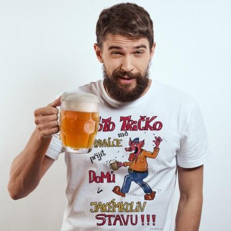 Tričko Pivo - Oprávnění